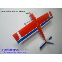 Aeromodelo do Luciano
