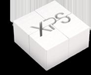 Placa XPS Depron Branca - 25BC-XPS - 100cm x 60cm x 25mm de espessura